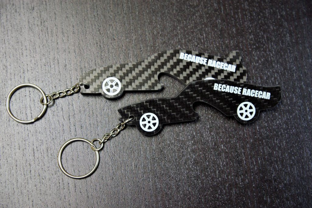 Custom Carbon Fiber Promotional Merchandise